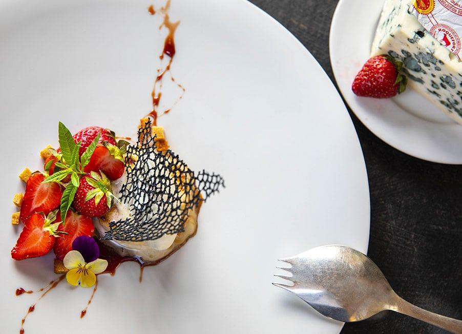 glace dessert roquefort