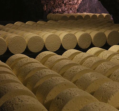 affinage caves roquefort