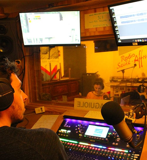 alexandre radio saint affrique