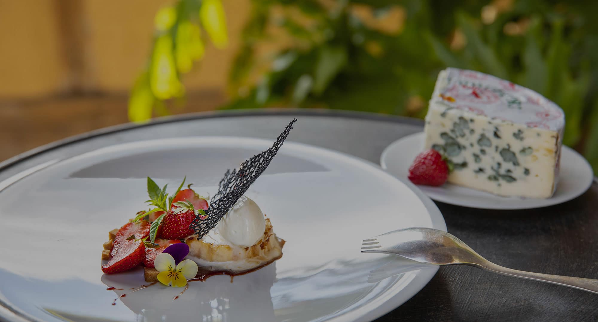 salade endive roquefort